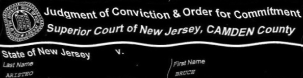 Camden County, NJ, New Jersey, unlawful orders of the court, civil rights violations, constitutional rights violations, prior restraint, indefinite temporary restraining order