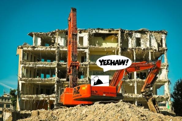 judicial demolition